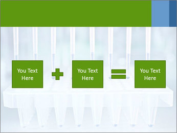Test tubes for blood tests PowerPoint Template - Slide 95