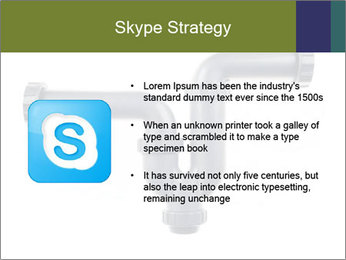 Downspout PowerPoint Template - Slide 8