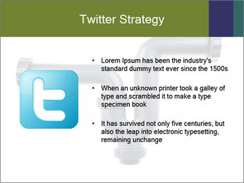 Downspout PowerPoint Template - Slide 9