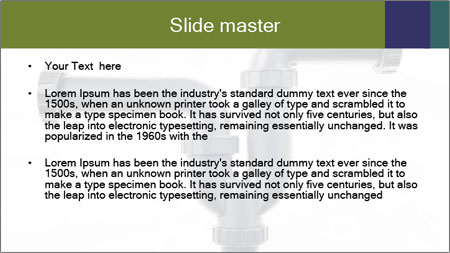 Downspout PowerPoint Template - Slide 2