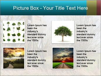 Hunt Seat PowerPoint Template - Slide 14