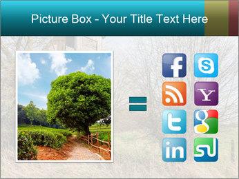 Hunt Seat PowerPoint Template - Slide 21