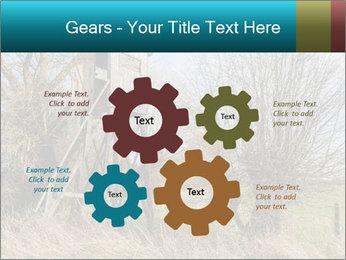 Hunt Seat PowerPoint Template - Slide 47