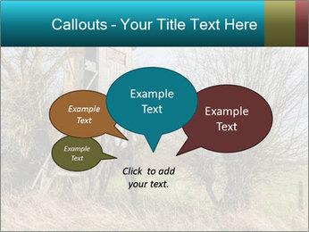 Hunt Seat PowerPoint Template - Slide 73