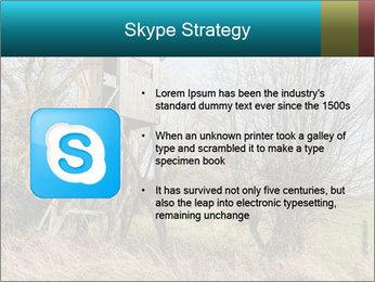 Hunt Seat PowerPoint Template - Slide 8