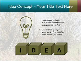 Hunt Seat PowerPoint Template - Slide 80