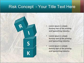 Hunt Seat PowerPoint Template - Slide 81