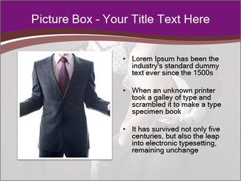 Dandy Man PowerPoint Template - Slide 13