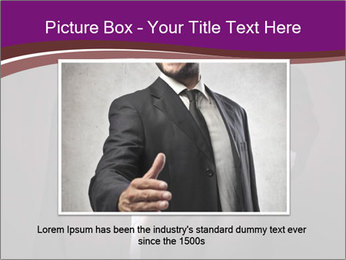 Dandy Man PowerPoint Template - Slide 16