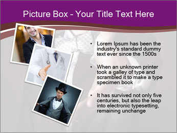 Dandy Man PowerPoint Template - Slide 17