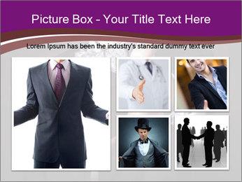 Dandy Man PowerPoint Template - Slide 19