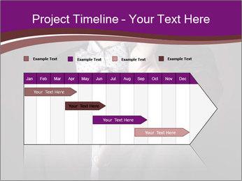 Dandy Man PowerPoint Template - Slide 25