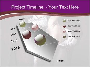 Dandy Man PowerPoint Template - Slide 26