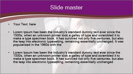 Dandy Man PowerPoint Template - Slide 2
