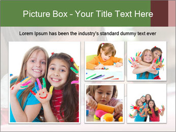 Home Education PowerPoint Template - Slide 19