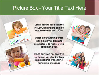 Home Education PowerPoint Template - Slide 24
