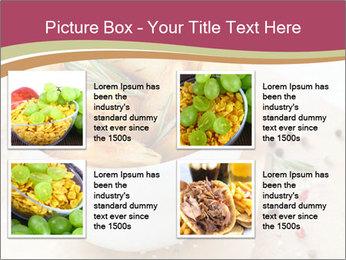 Village Potatoes PowerPoint Template - Slide 14
