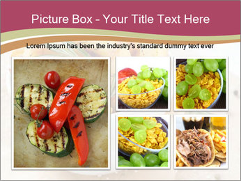 Village Potatoes PowerPoint Template - Slide 19