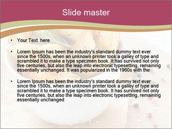 Village Potatoes PowerPoint Template - Slide 2