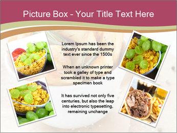 Village Potatoes PowerPoint Template - Slide 24