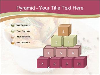 Village Potatoes PowerPoint Template - Slide 31