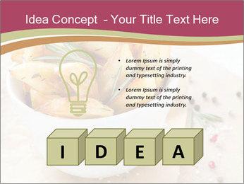 Village Potatoes PowerPoint Template - Slide 80