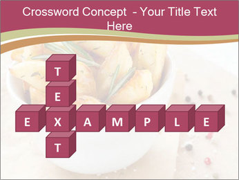Village Potatoes PowerPoint Template - Slide 82