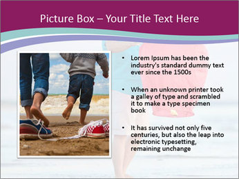 Man With Red Lattern PowerPoint Template - Slide 13