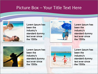 Man With Red Lattern PowerPoint Template - Slide 14