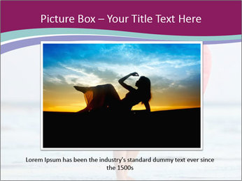 Man With Red Lattern PowerPoint Template - Slide 15