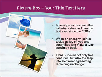 Man With Red Lattern PowerPoint Template - Slide 17