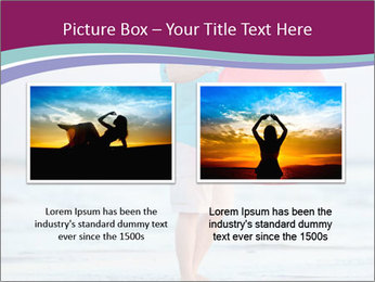 Man With Red Lattern PowerPoint Template - Slide 18