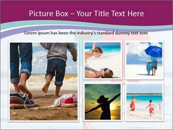 Man With Red Lattern PowerPoint Template - Slide 19