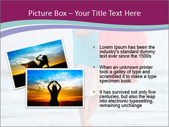 Man With Red Lattern PowerPoint Template - Slide 20