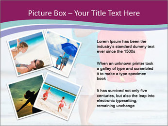 Man With Red Lattern PowerPoint Template - Slide 23
