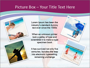 Man With Red Lattern PowerPoint Template - Slide 24