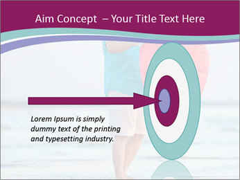 Man With Red Lattern PowerPoint Template - Slide 83