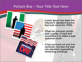 Mexican business PowerPoint Template - Slide 17