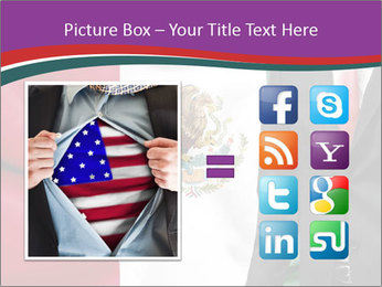 Mexican business PowerPoint Template - Slide 21