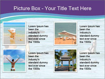 Professional photography sea PowerPoint Template - Slide 14