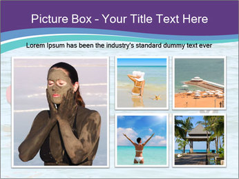 Professional photography sea PowerPoint Template - Slide 19