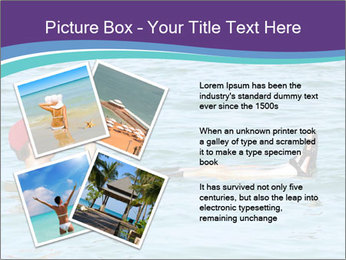 Professional photography sea PowerPoint Template - Slide 23