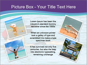 Professional photography sea PowerPoint Template - Slide 24