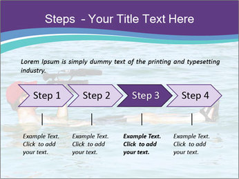 Professional photography sea PowerPoint Template - Slide 4