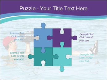 Professional photography sea PowerPoint Template - Slide 43