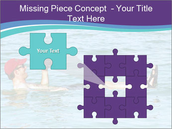 Professional photography sea PowerPoint Template - Slide 45