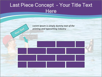 Professional photography sea PowerPoint Template - Slide 46