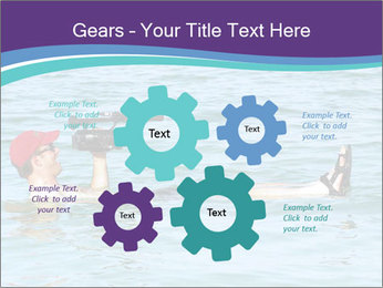 Professional photography sea PowerPoint Template - Slide 47