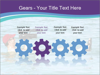 Professional photography sea PowerPoint Template - Slide 48