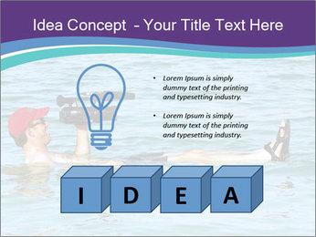 Professional photography sea PowerPoint Template - Slide 80